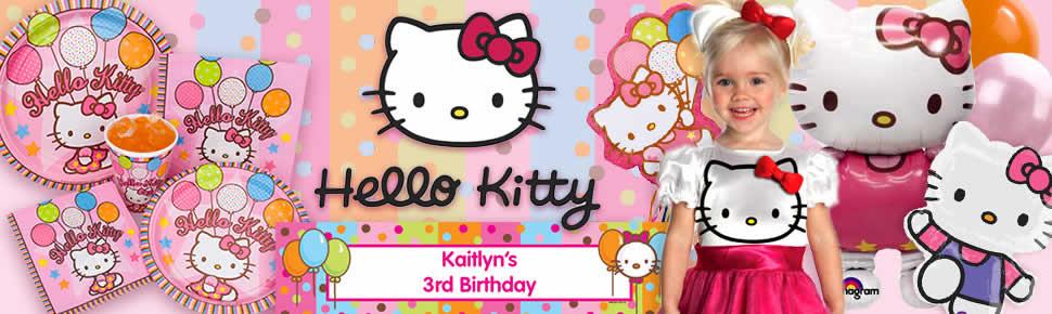Bộ Khăn Giấy Chủ Đề Hello Kitty (16 khăn cỡ nhỏ)