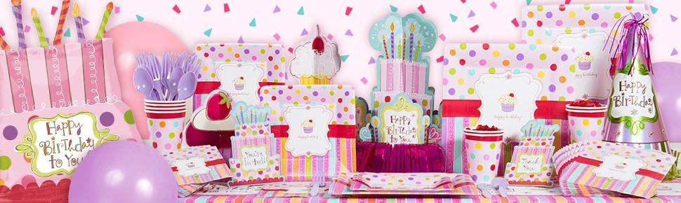 Bộ Khăn Giấy Cupcake Kẹo Ngọt (16 khăn cỡ lớn)