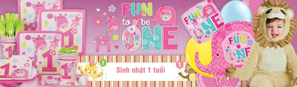 """Bộ Khăn Giấy Cỡ Nhỏ  """"Fun To Be One"""" (16 khăn)"""