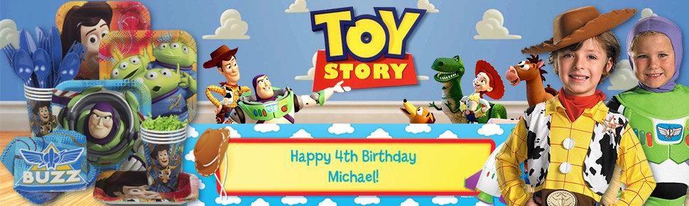 """Bộ Khăn Giấy Chủ Đề """"Toy Story"""" (16 khăn cỡ nhỏ)"""