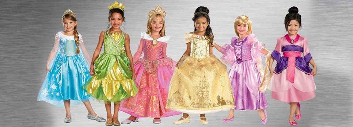 Bộ Trang Phục Nữ Hoàng Băng Giá Elsa