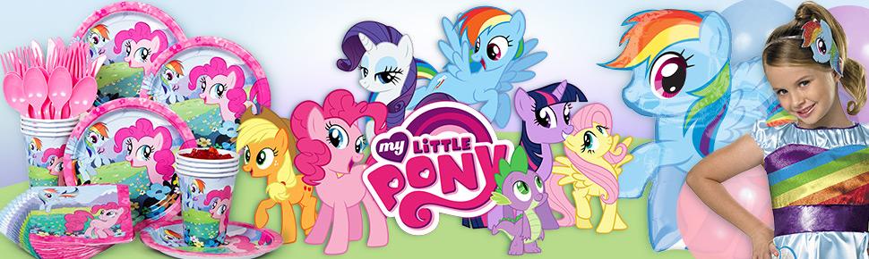Pinata Ngựa Hồng Pony